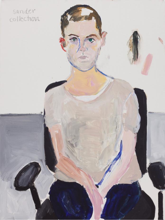 Henry Taylor, Naomi, 2015