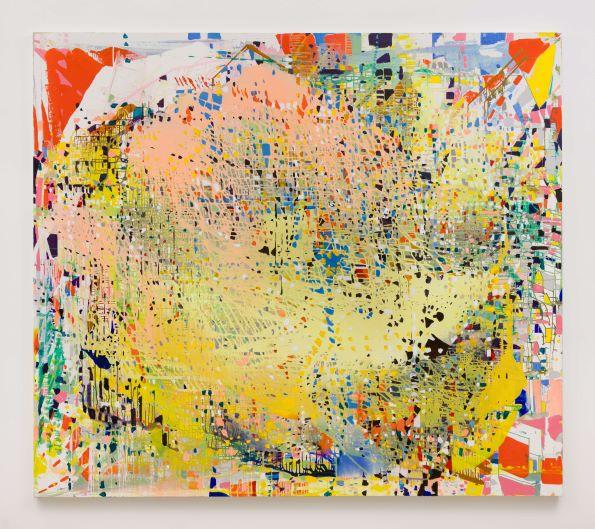 Jackie Saccoccio, Time (Diffuse), 2016