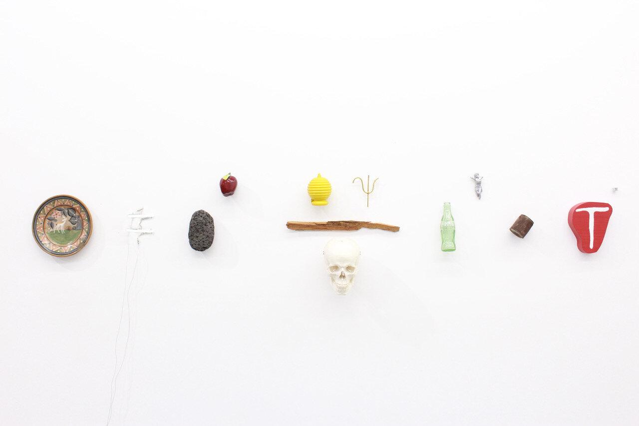 Gabriel Rico, Veinticuatro – from the series Reducción objetiva orquestada, 2018