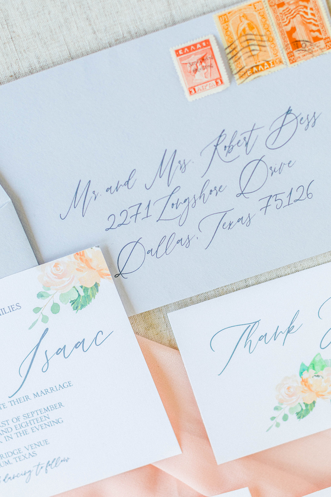 Envelope-Addressing-Lyons-Paperie