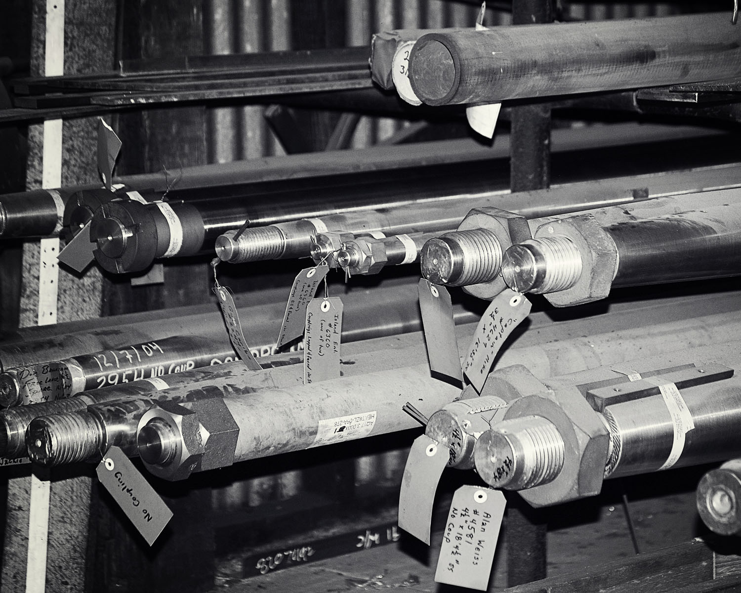 Propeller shaft repair and reconditioning at wilmingtonironworks.com