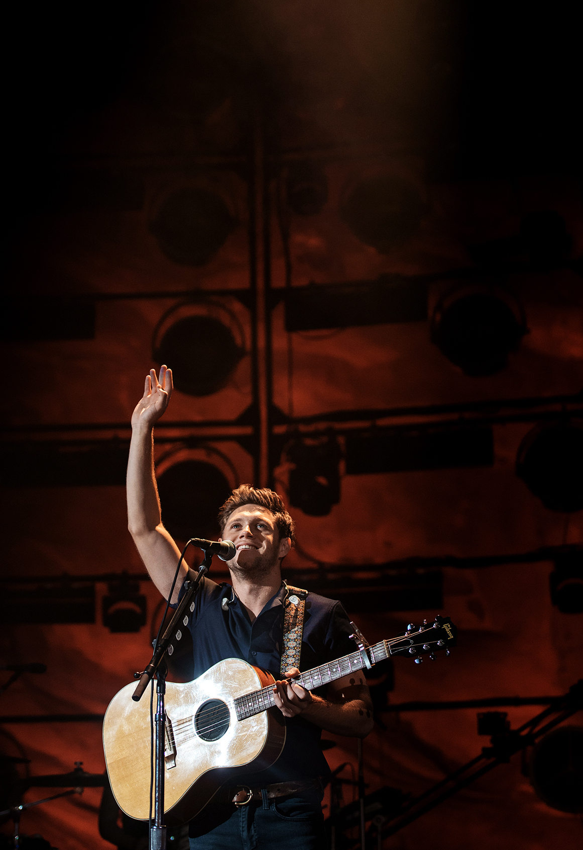 Niall Horan Red Rocks Amphitheatre