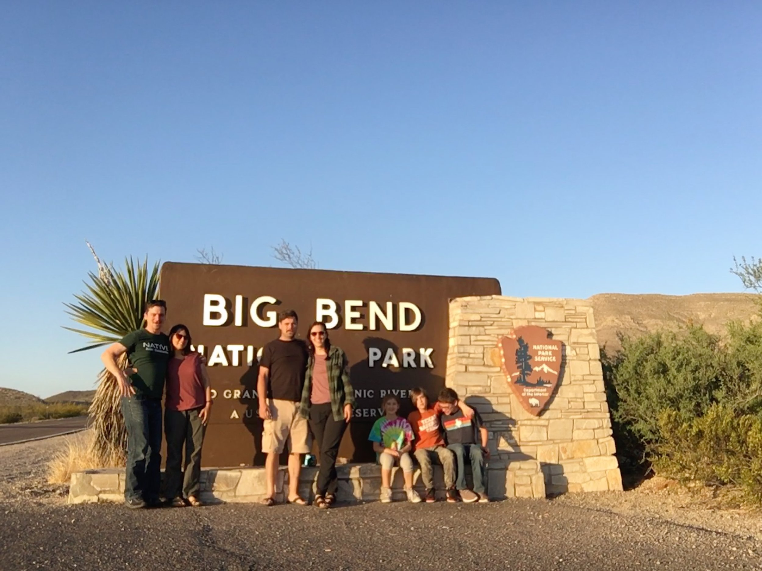 Made it to Big Bend