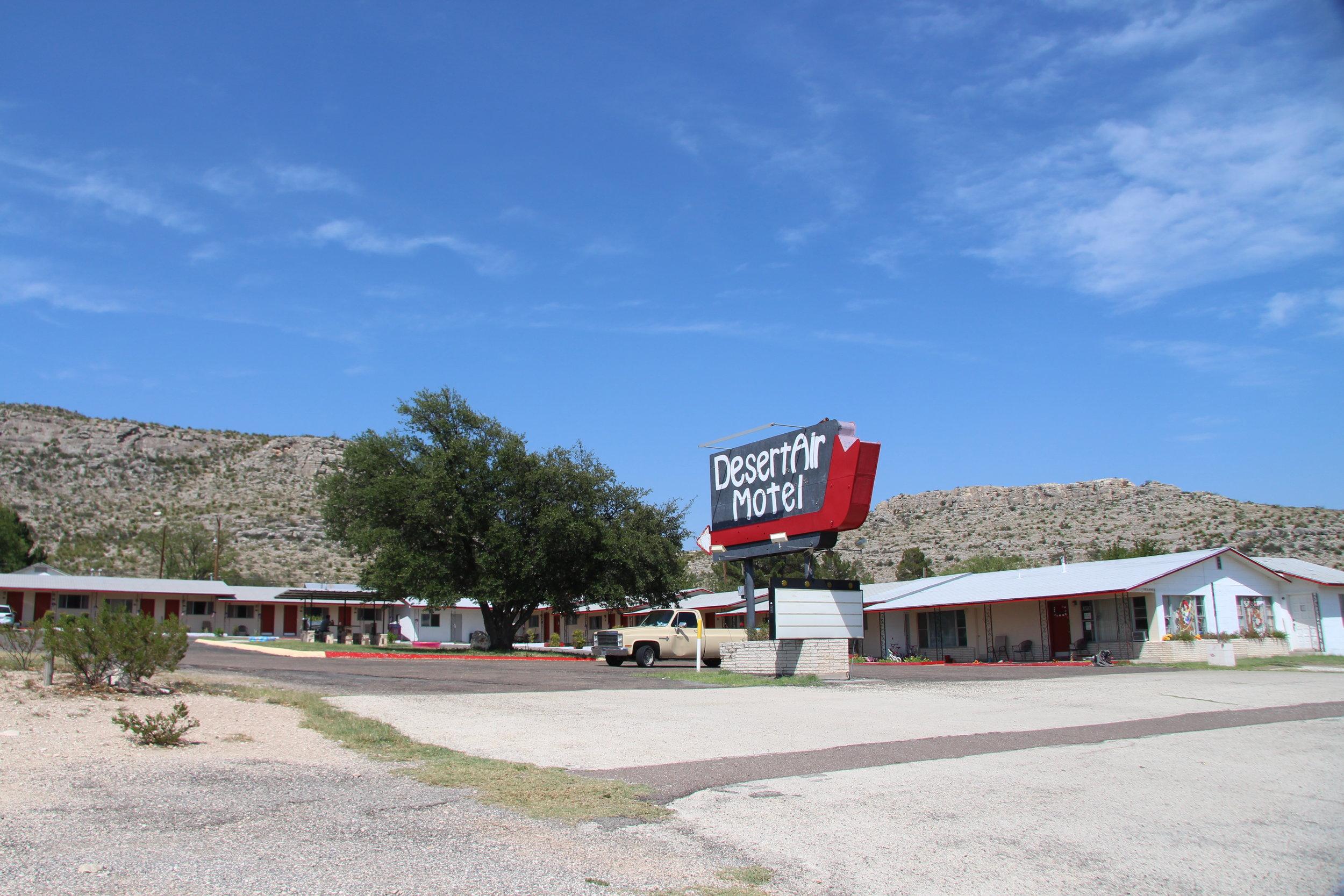The Desert Air Motel