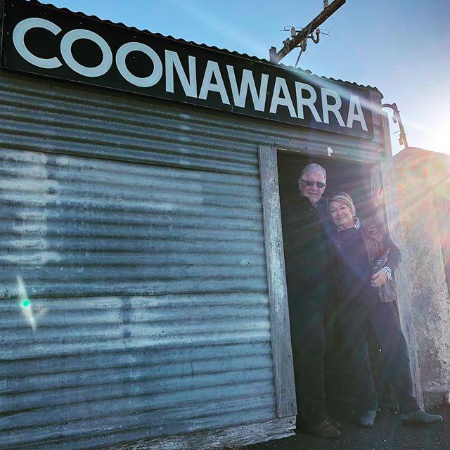 Come tour the cellar doors in Coonawarra with us🍷😍🍂 . . . . . . . . . #coonawarra #australia #redwine #instawine