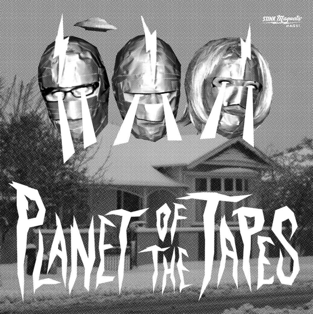 Dylan Herkes -  Planet of the Tapes