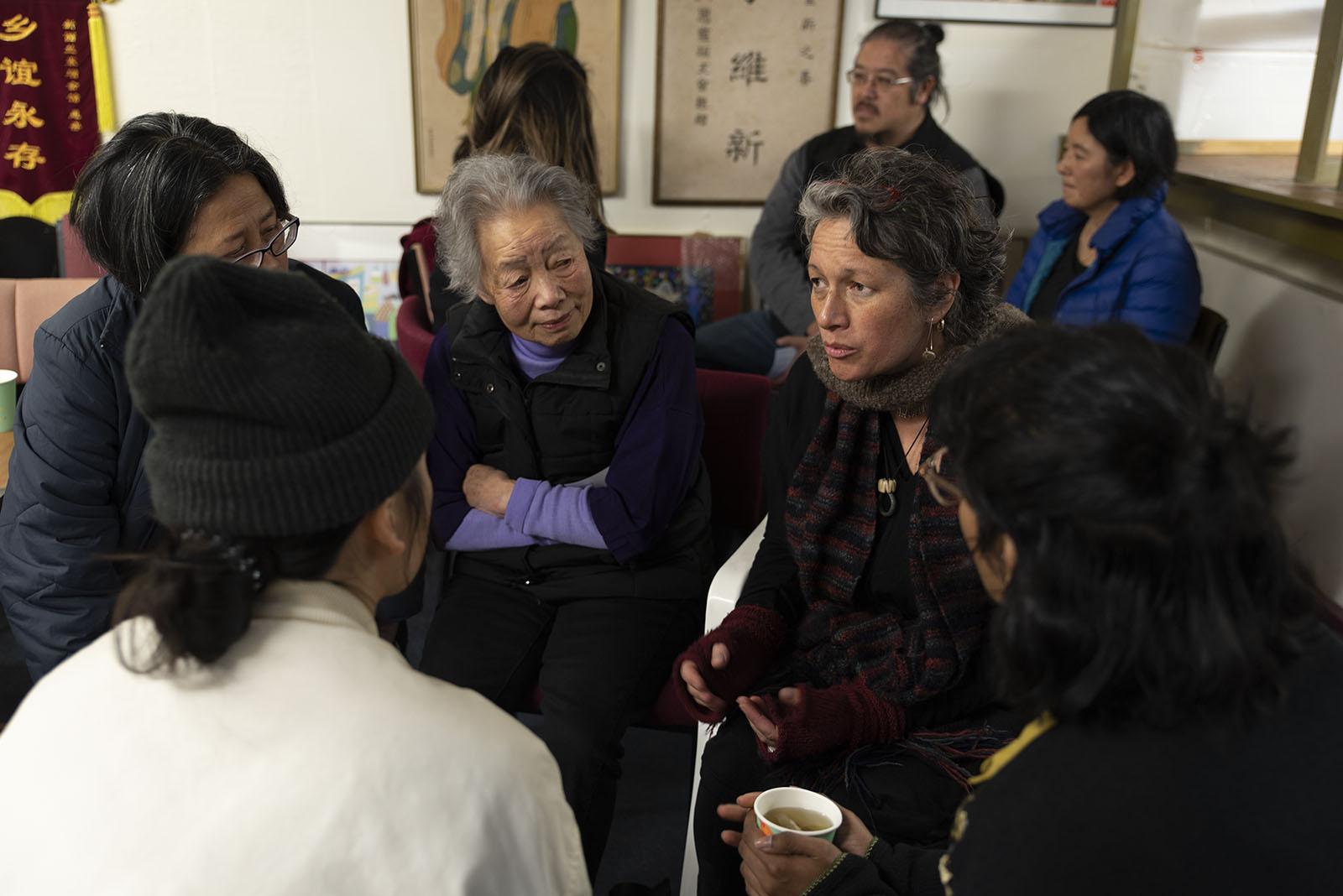 AAAH2018 Progressive Morning Tea, 22 September, Tung Jung Association Building. Photo by John Lake