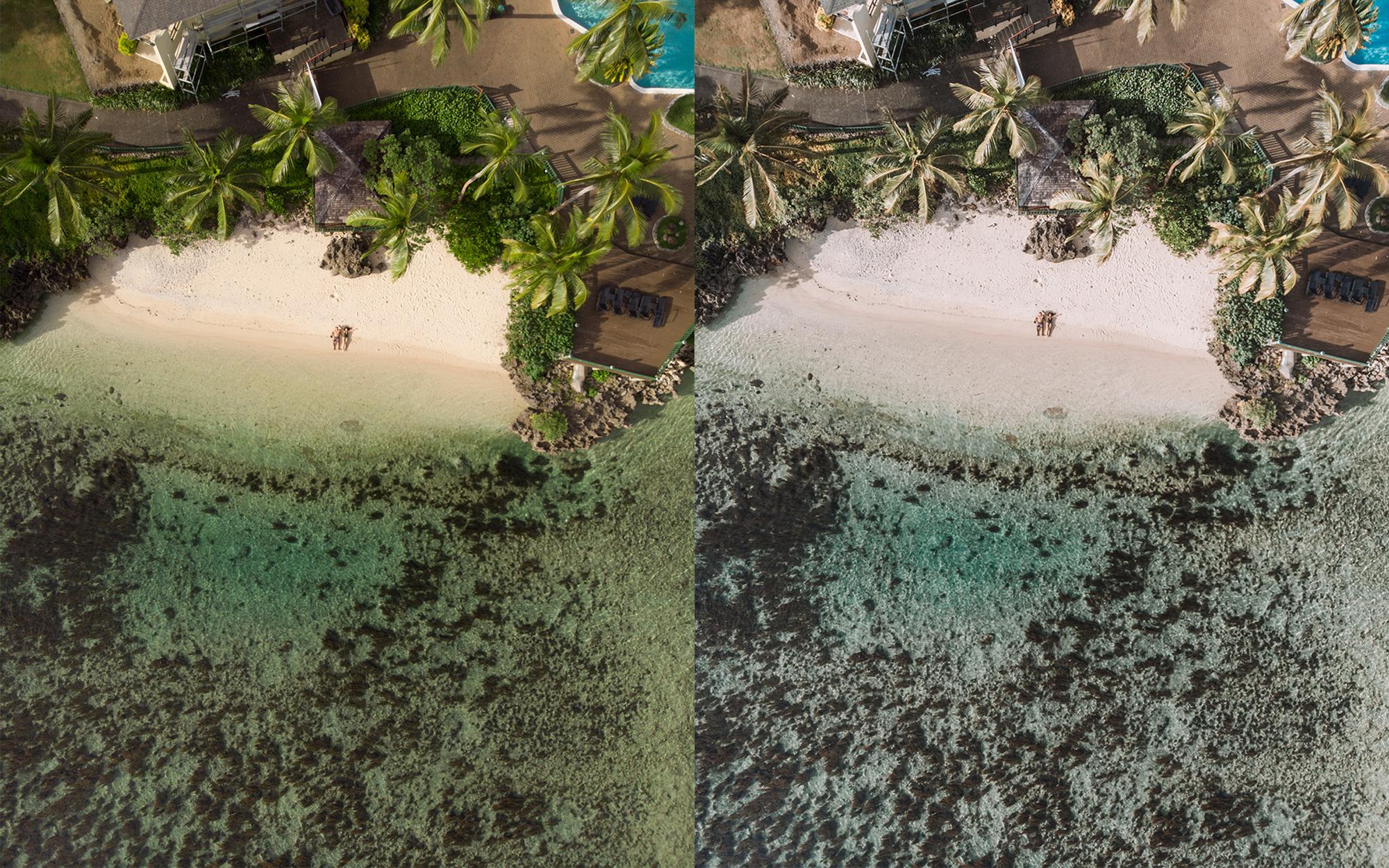 1 - BEACH DRONE