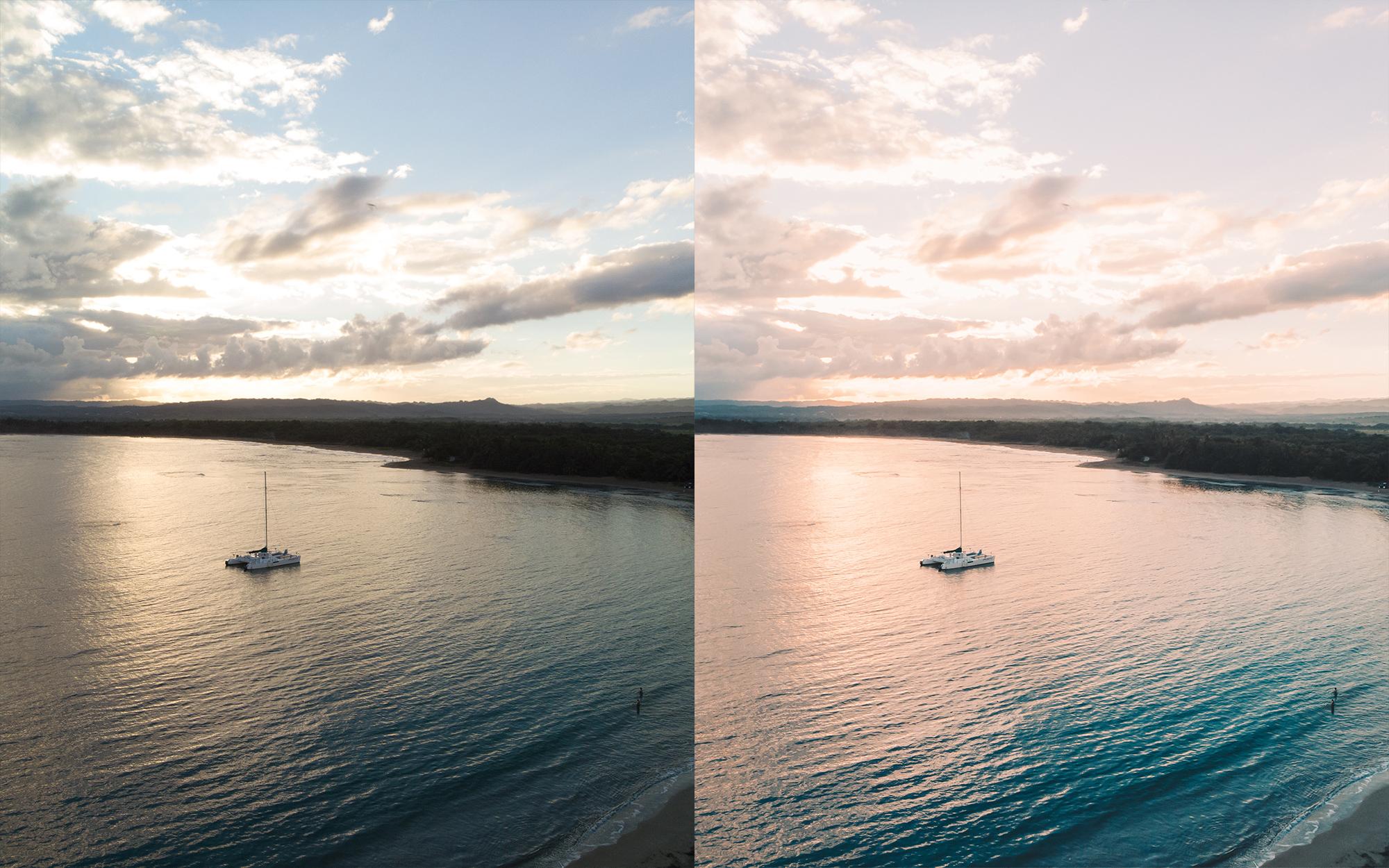 3 - COOK ISLANDS SUNRISE