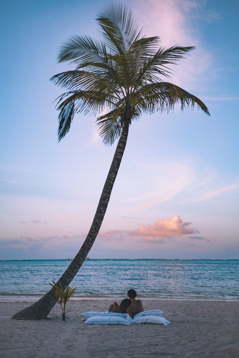 Tropical Love Print