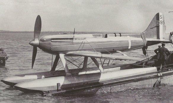 Supermarine S6