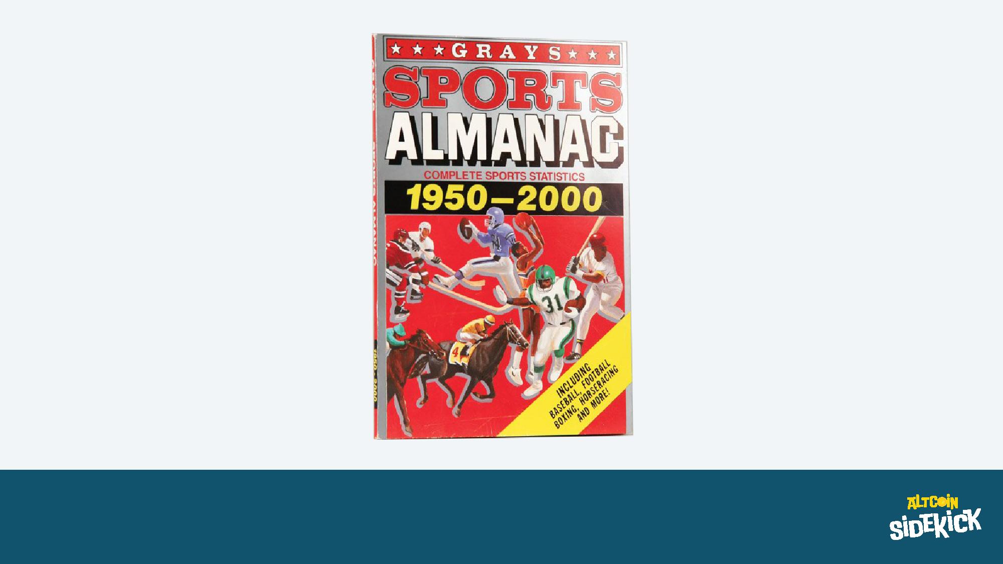 Gray's Sports Almanac