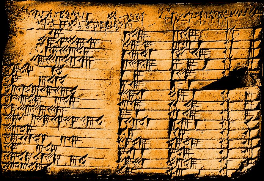 ANCIENT LEDGER