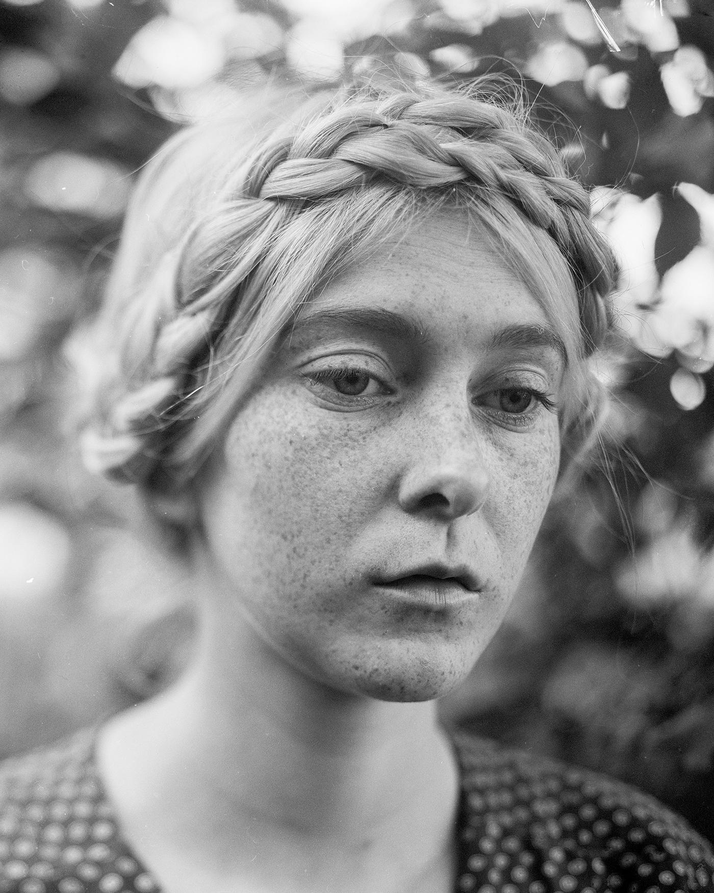 Portraits - A series of 4x5 inch portraits.Lorem ipsum dolor sit amet, consectetur adipiscing elit.
