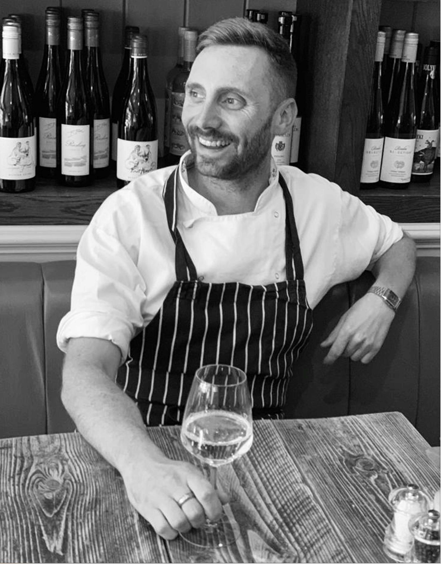 Tim Ingall, Head Chef