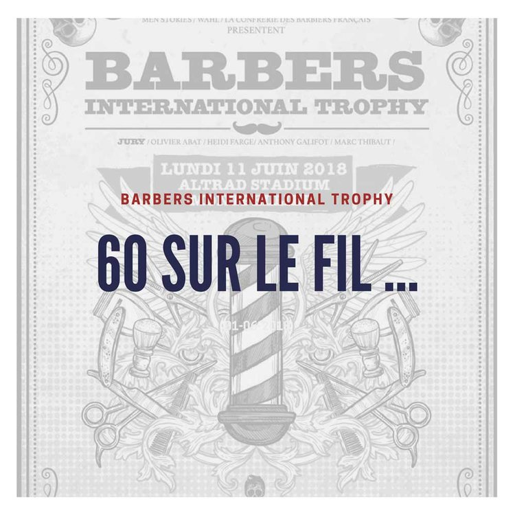 Barbers - 60 sur le fil
