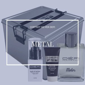 Metal - Coffret Silver Défi