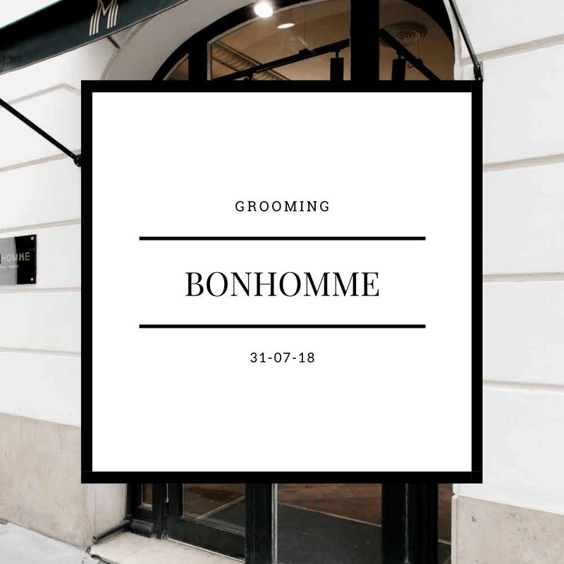 BONHOMME - 30 juillet 2018+ INFO