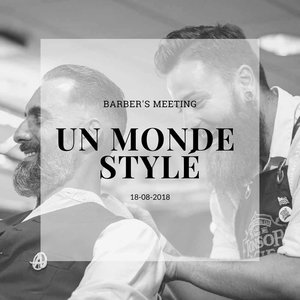 UN MONDE STYLE - 18 août 2018+ Info