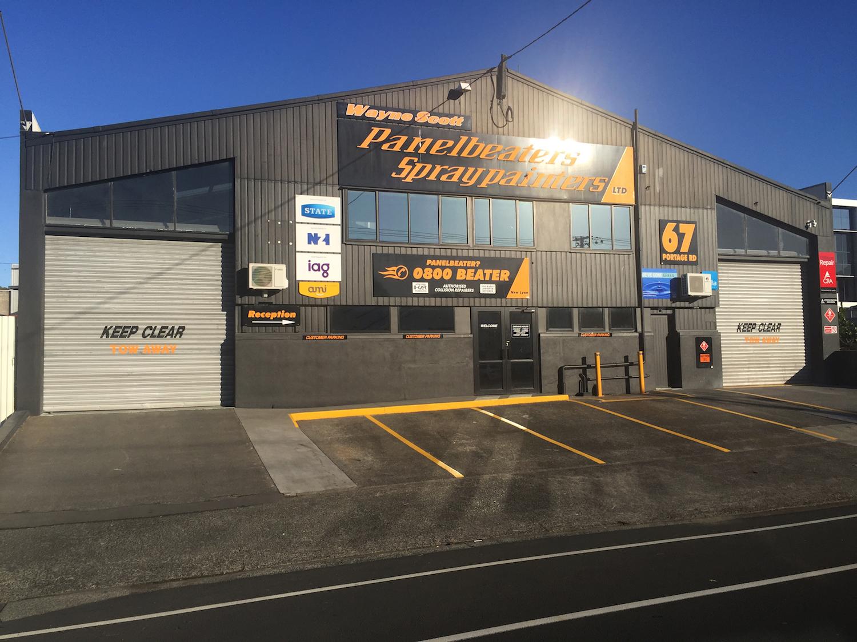 Head Office - 67 Portage Road, New Lynn