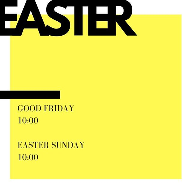 Join us this Easter Weekend at The Platform! Reflections, performances, readings, celebrations and eggstravaganzas... We'll have it all and can't wait to see you there!