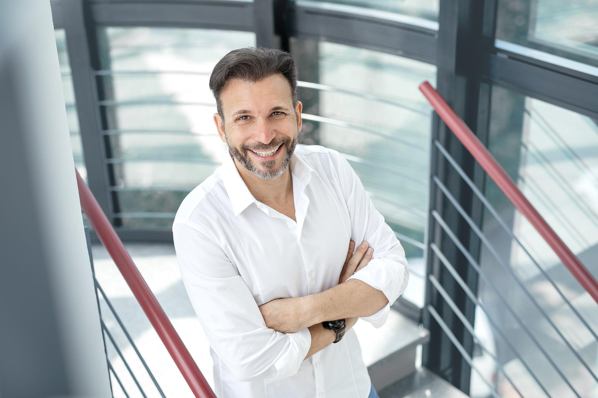 Luigi Miggiano  – Geschäftsführer TIME SOLUTION GmbH