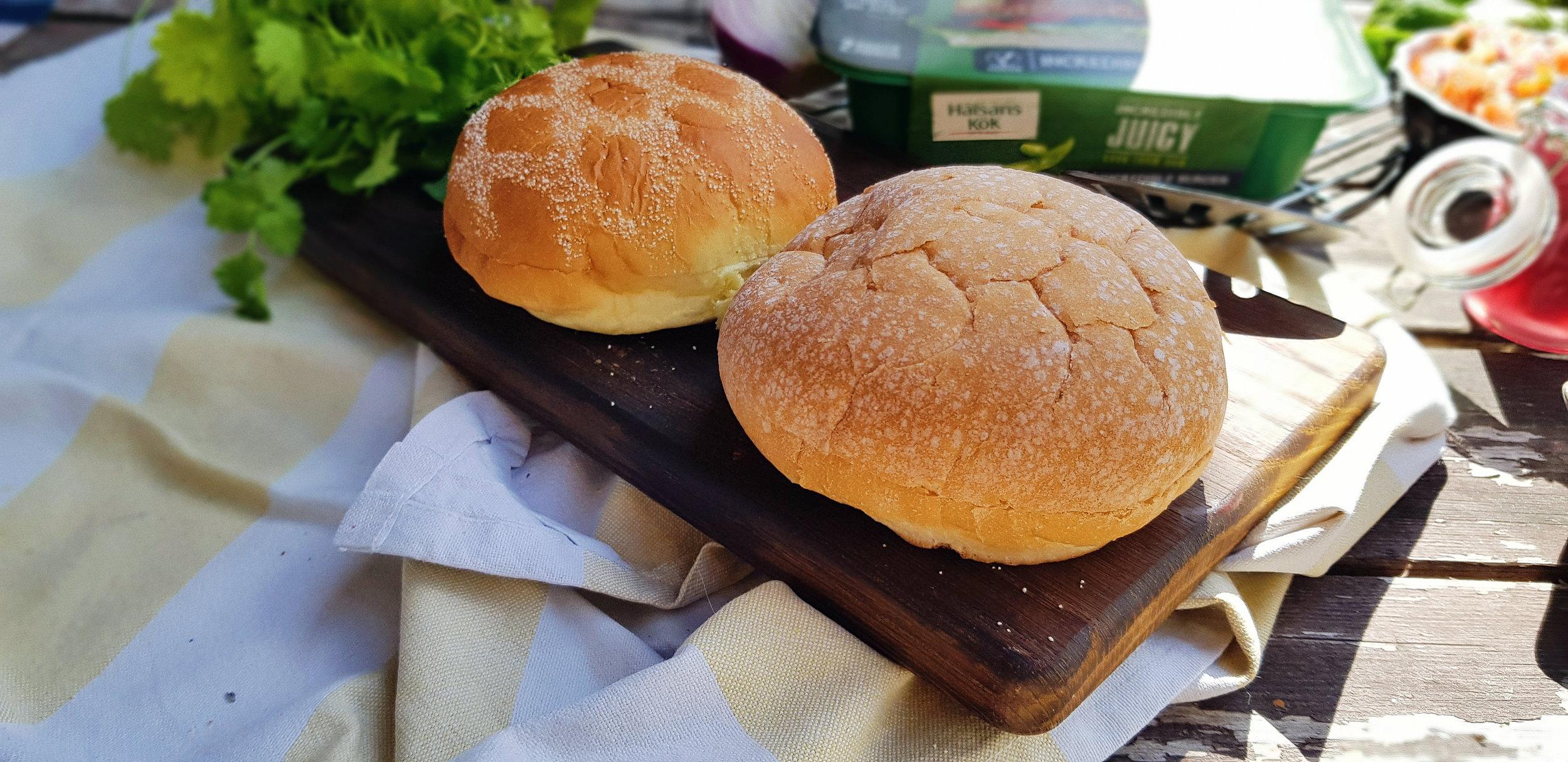 Brödet - Frisco- eller surdegsbröd?