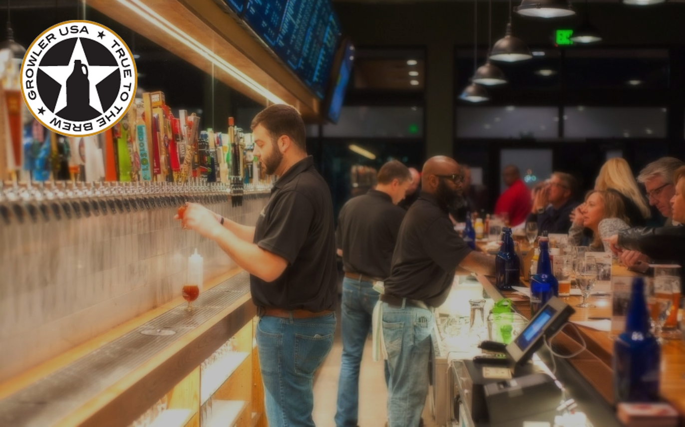 Growler USA: Microbrew Pub - Experience the best in quality American craft beer & food at one of our 23 locations across the U.S.