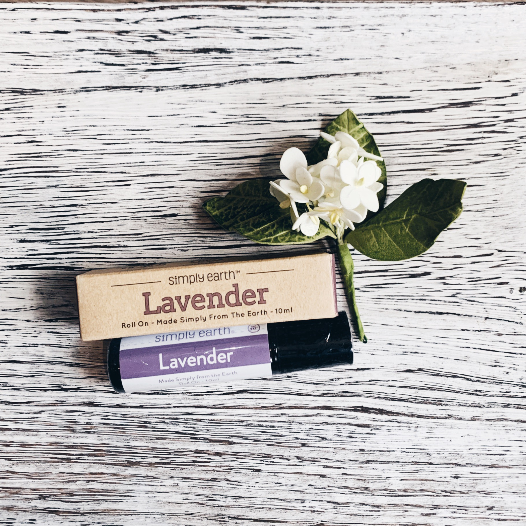 Lavender Roll On is our favorite.