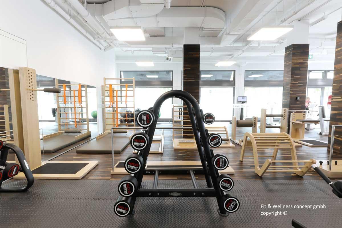 Gesundheitszentrum_Fitnessstudio_Five_Training