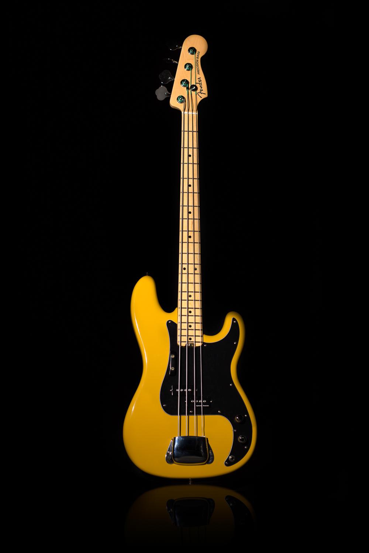 Custom Guitar - Bryan Rudd