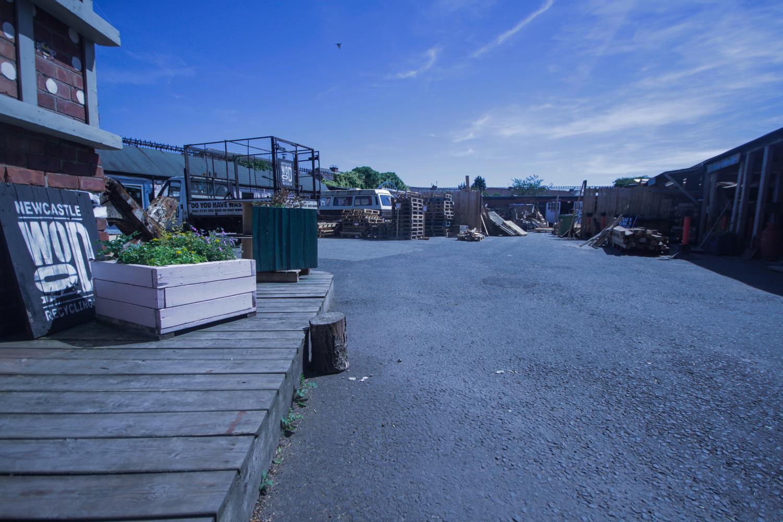 The Wood Yard -