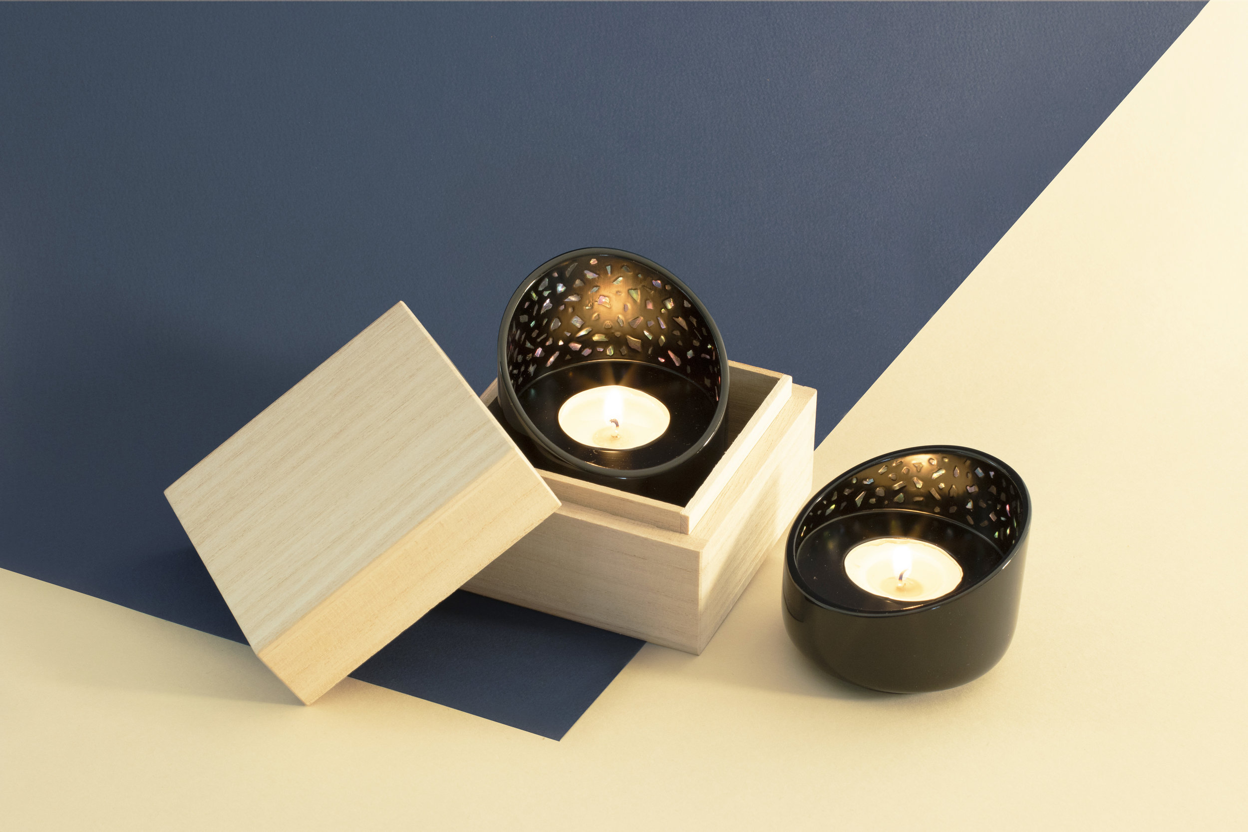 Atelier Takumi - Orion Candle holder _ Crafted by Raden Musashigawa designed by VoisinGuillemin 2.jpg