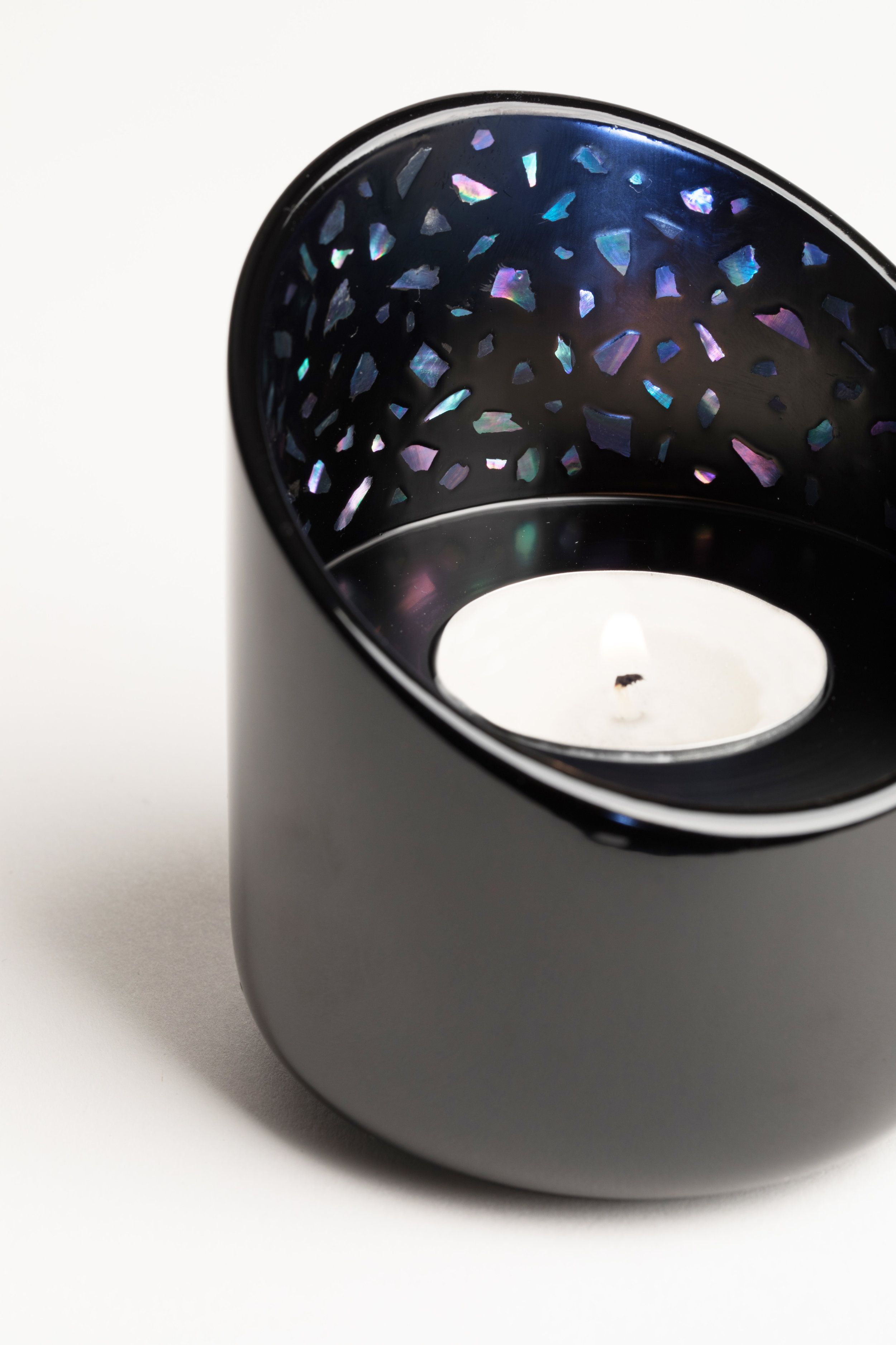 Atelier Takumi - Orion Candle holder medium_ Crafted by Raden Musashigawa designed by VoisinGuillemin 1.jpg