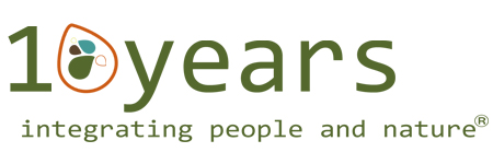 Come celebrate 10 years of integrating people and nature on May 9th 2019! Please indicate if you will be attending in the message link below!