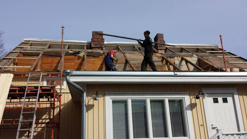remontointi ja rakentaminen porissa