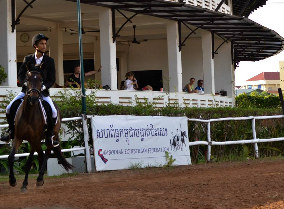 Horse riding, my passion -