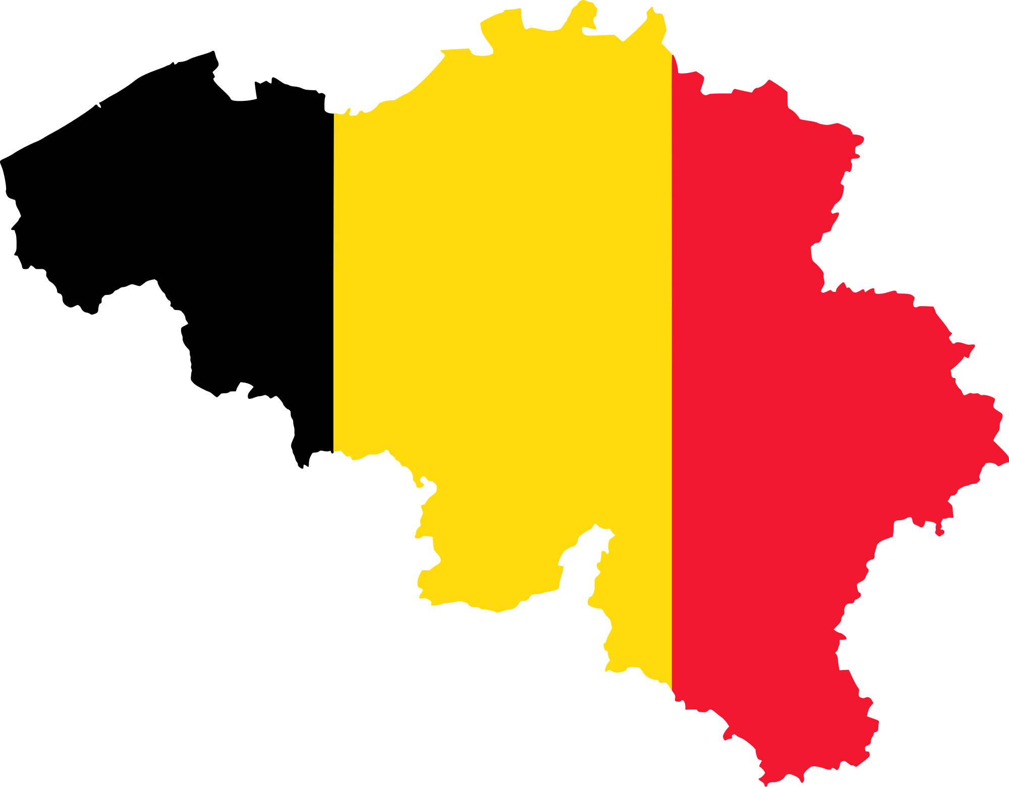Verdediger van een verenigd België -