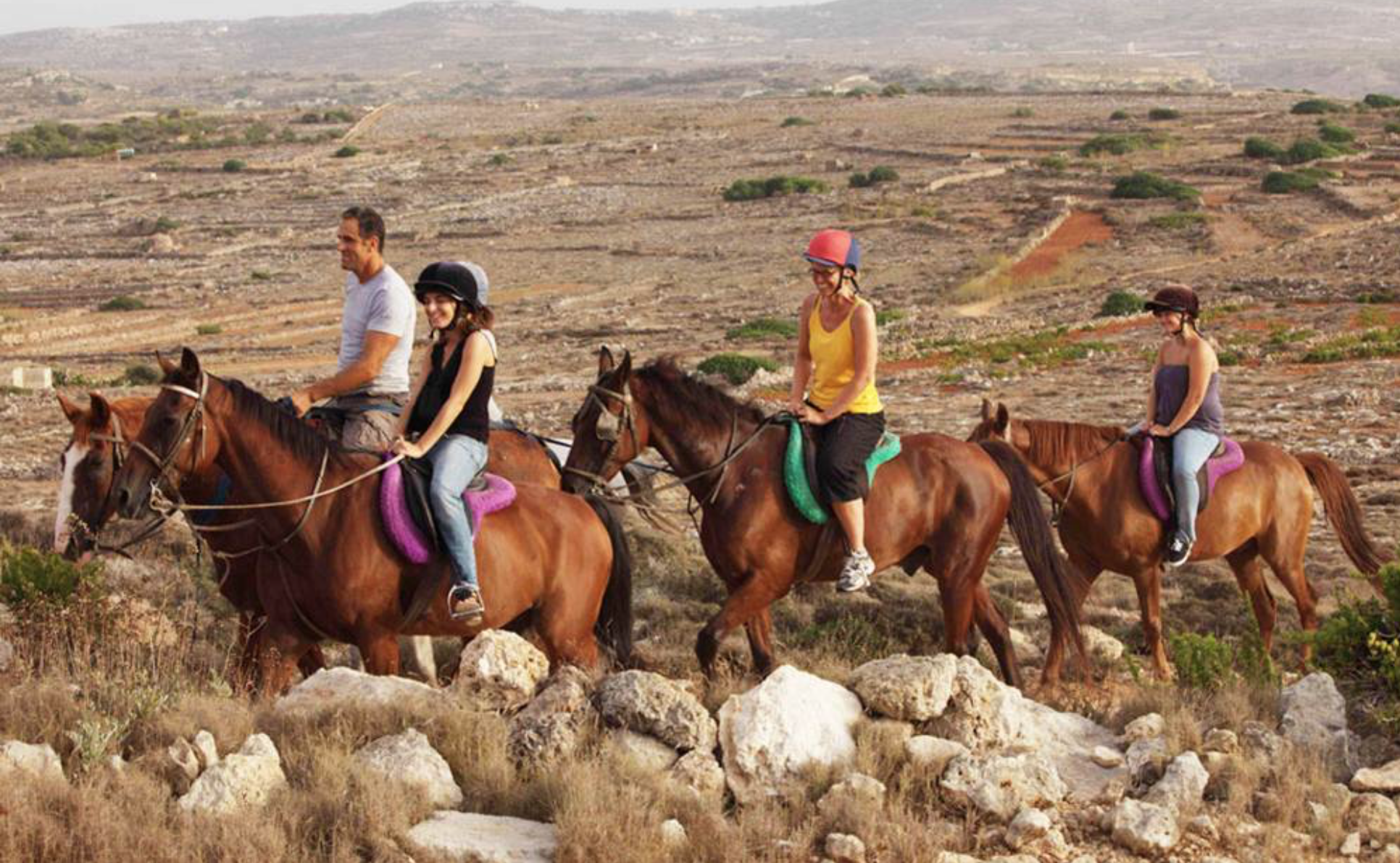 Horse Riding - Group Activity