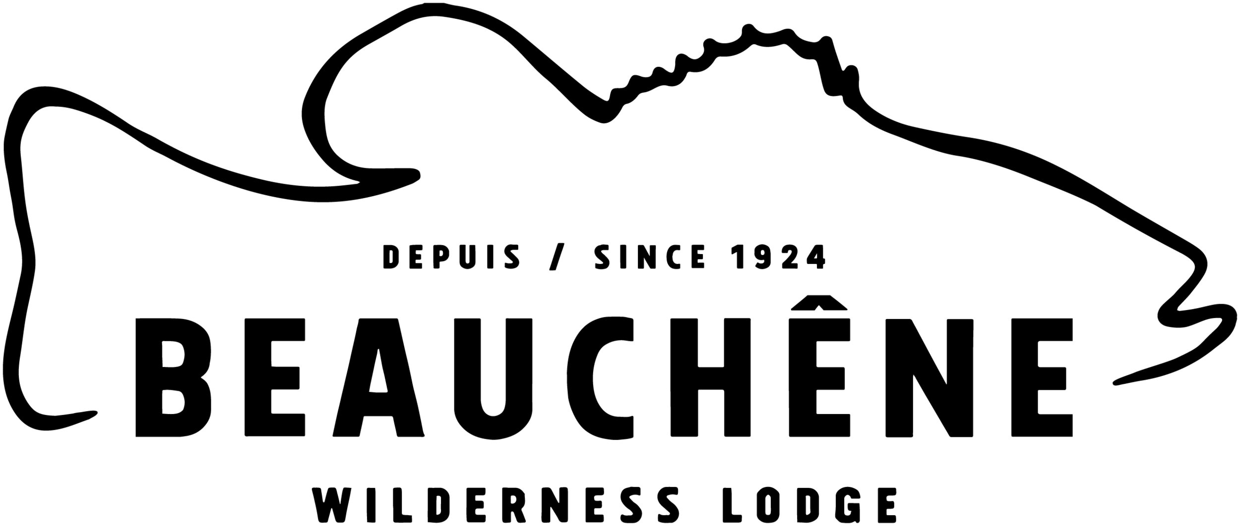 Beauchene Wilderness Lodge, the location of Wellhaven's active wellness experience.