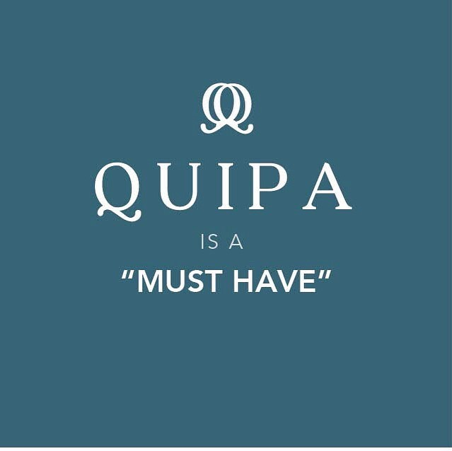 "Our beta testers thought that QUIPA is a ""must have"". Want to know more about us? Email us at support@quipa.com 💙"