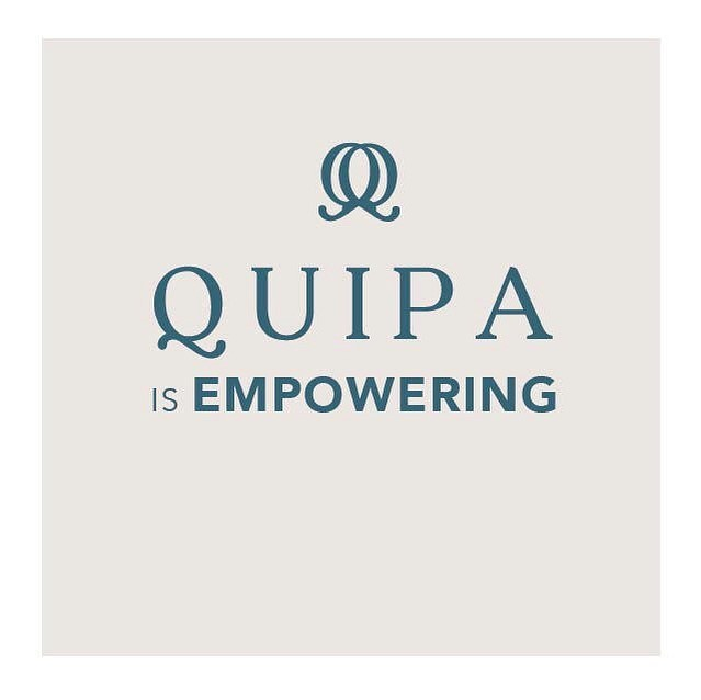 100% of our March beta testers said that QUIPA made them feel empowered 💪🏽