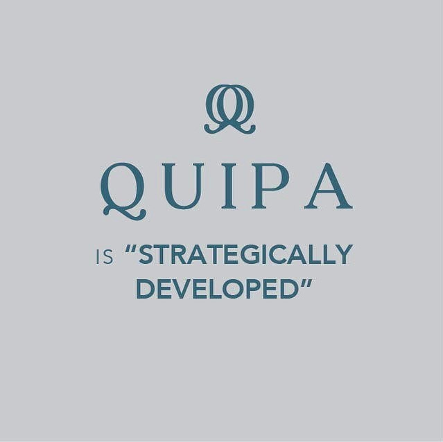 "One of our beta testers said that QUIPA is ""strategically developed""! We have poured countless hours into each nuance of our platform to best serve your needs 💙"