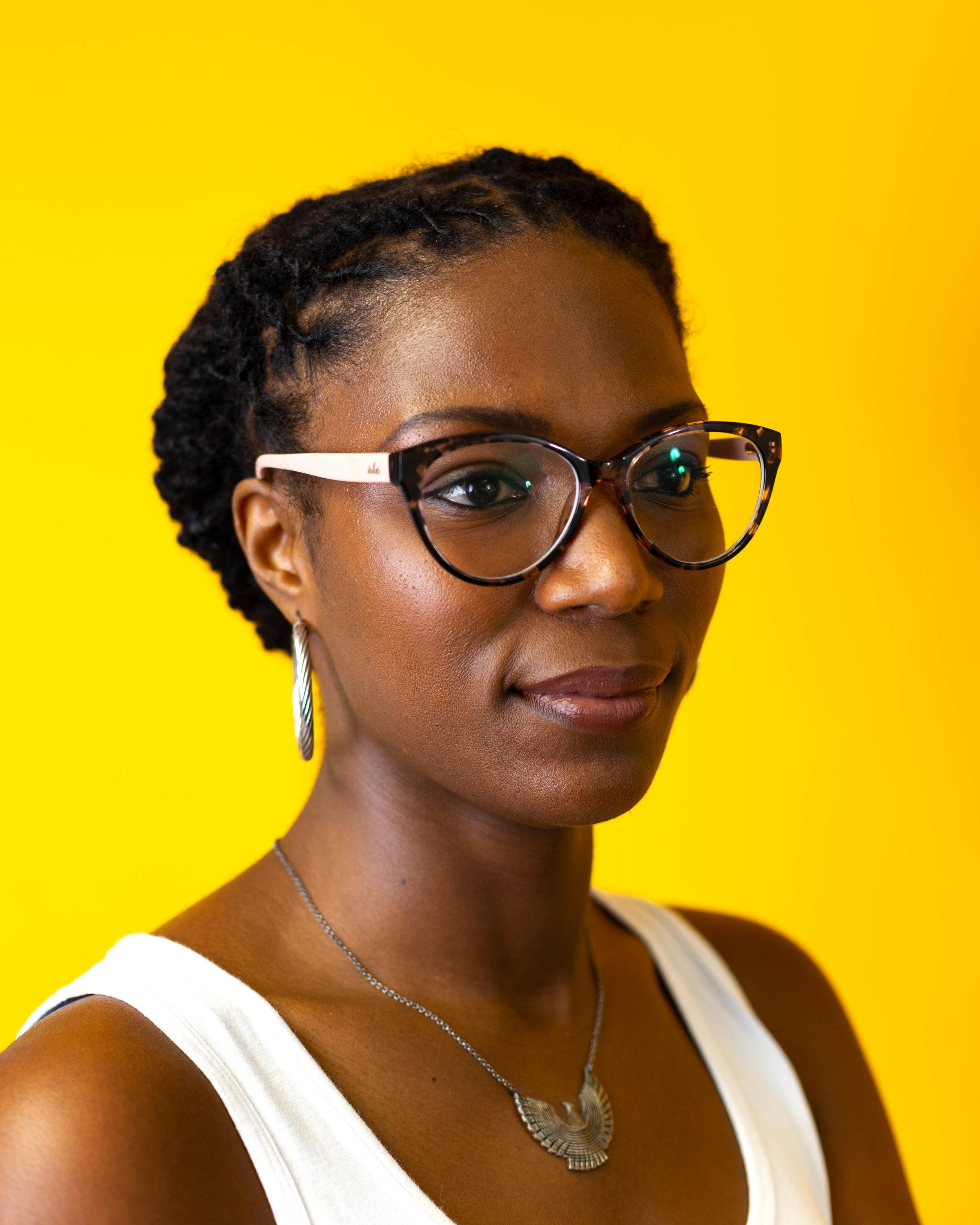 The Free Black Woman Jimisha