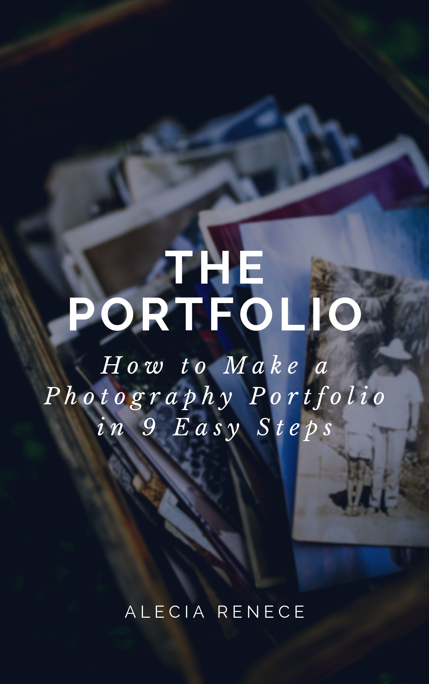 How To Build a Photography Portfolio in 9 Easy Steps
