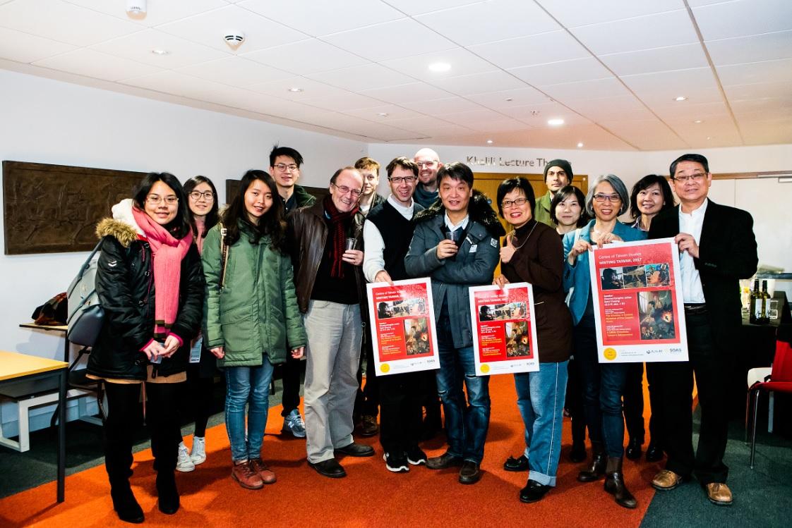 倫敦國際書展跨國連結計畫 - 小莊老師演講
