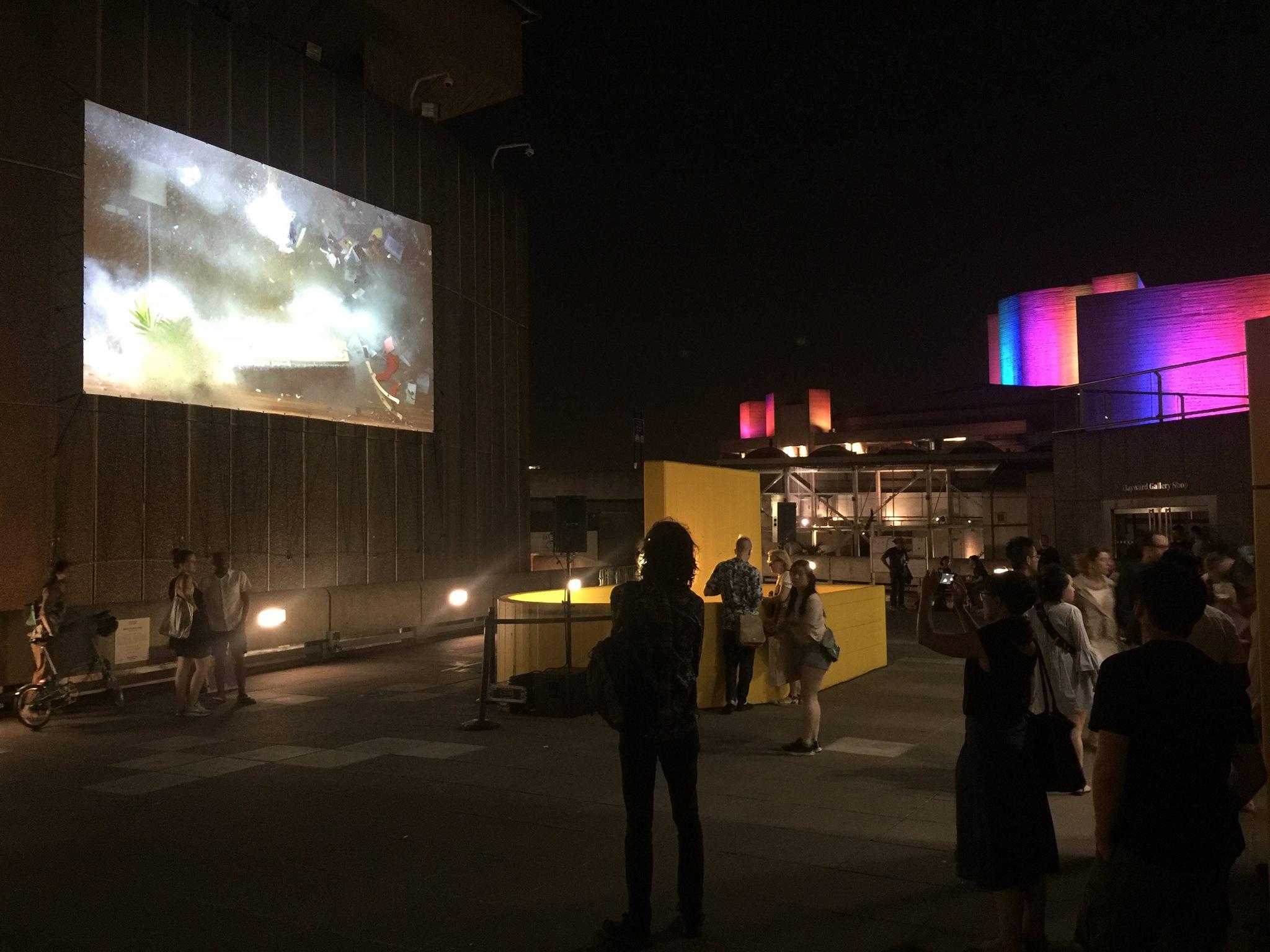 袁廣鳴 - 2018年倫敦藝術夜