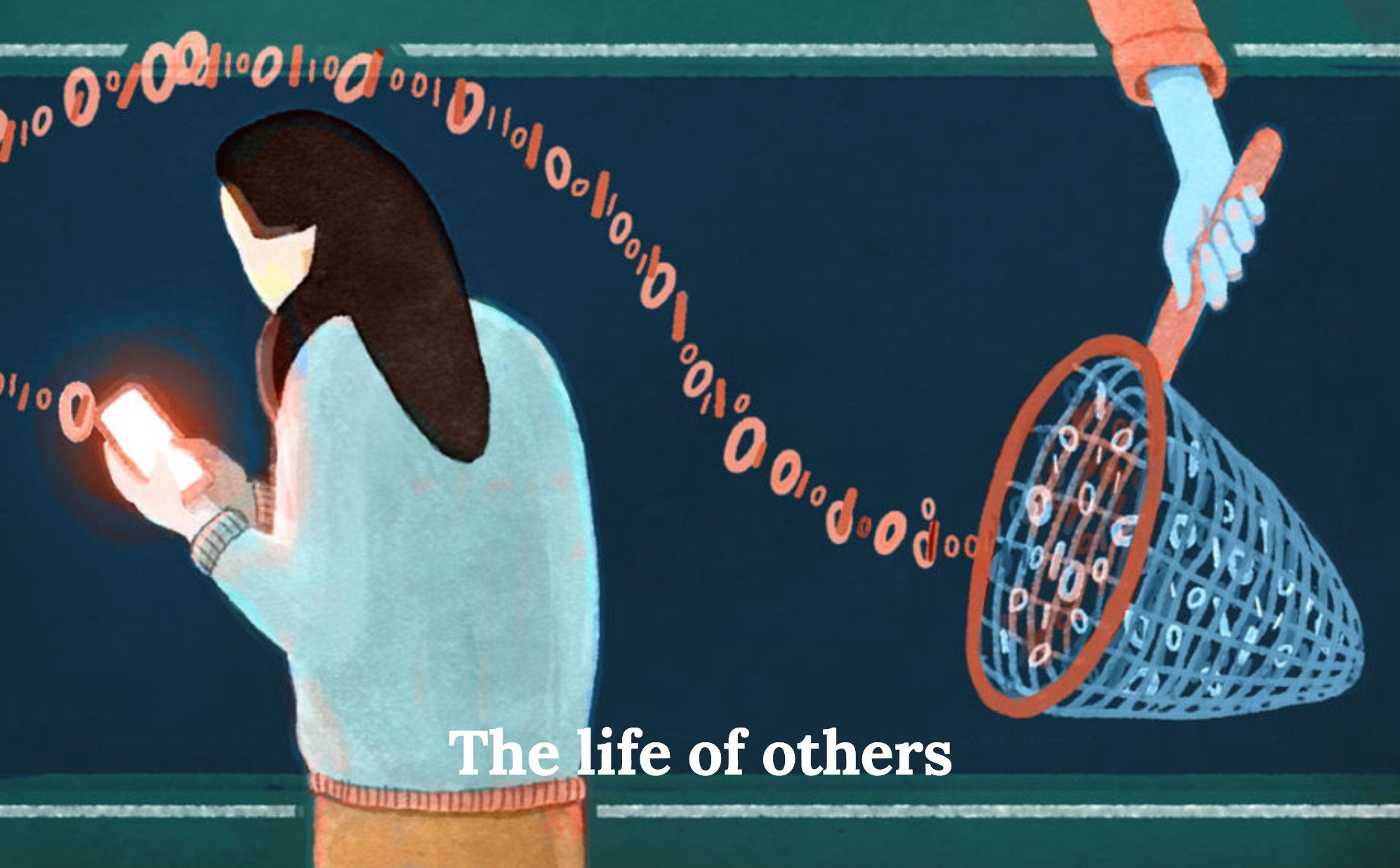 The Life of Others - by ADINA POPESCU