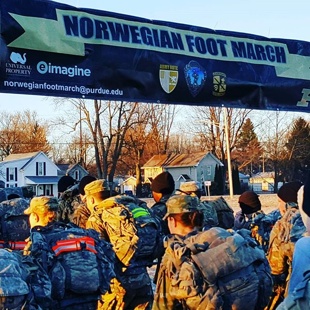 Soliders from all over the world came to attempt the Norwegian Foot March, an experience so challenging, the reward for finishing in the allotted time is a prestigious, lifetime achievement, a Foreign Badge.  Momentum Event Management was honored to be a part of such a Meaningful event.