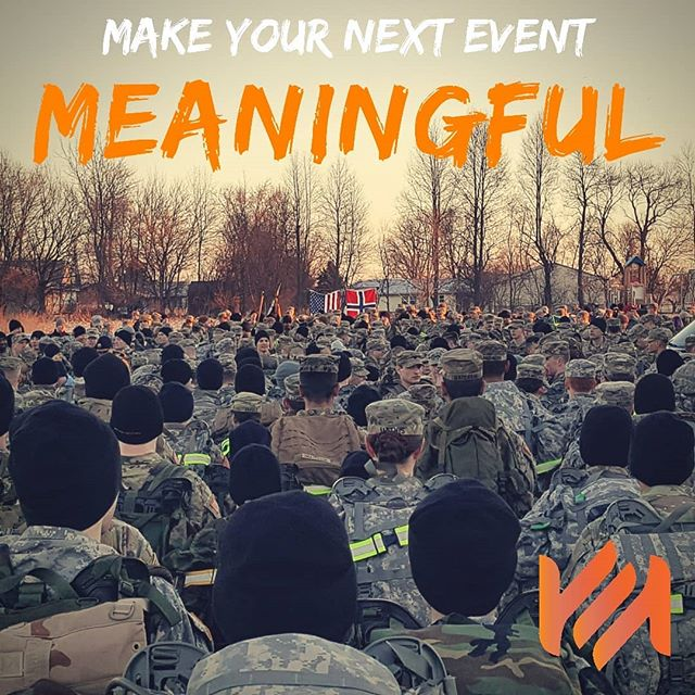 You train hard. You put time, energy, sweat, and tears into doing your best. Let us help you make a memory out of your next experience with our Meaningful event, the Battle of the Brave | Ruck & Run 10K.  https://www.momentumindiana.com/battle-of-the-brave